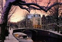 Amsterdam!! / Would love to visit!