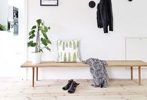 ENTRY / STAIRS / HALL ▲ home / by Anne Delettre
