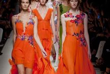 Fashion 2014 - Milano  / Colors...of course!!!