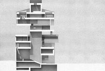 Architecture - Drawings / by girlishUrbanism