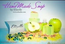Elizelle Cosmetics | HandMade Soap | Fruit Collection / HandMade Soap by Elizelle Cosmetics | Fruit Collection / by Elizelle