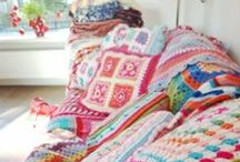 ❤ Crochet & Knitting Love / All of these inspirational photos make me happy.