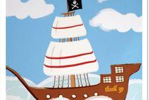 Jake y los piratas / Cumpleaños