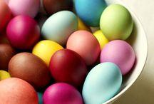 Easter / Cosa preparare durante il periodo pasquale!