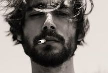 men & beards