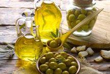 Olivenöl / Olivenöl der Sorte Bosana