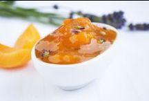 Marmelade + Honig / Marmeladen, Honig und Konfitüren von einem der führenden Grappa- und Likörhersteller Sardiniens Bresca Dorada.