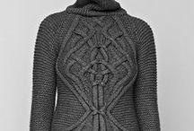 knitting -  aran