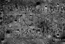 Space mystery / Earth, Moon, Mars, etc