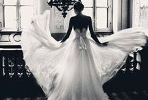 Wedding dresses - for one day... / Beautiful creations for that special day when the bride will look like the groom's dream-come-true