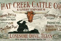 Hat Creek Cattle Company / We Don't Rent Pigs / by Janel Kysar