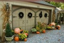 Halloween Decorations / Decorating for Halloween? Don't forget about your garage door! Share your garage door with us so we can show it off!