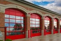 Commercial Garage Doors / Business owners prefer Banko Overhead Doors because we have expert installers and a huge variety of durable overhead doors that are perfect—for light to heavy-duty industrial uses.