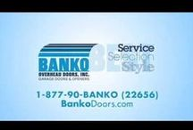 Banko Media / If you're searching for top-of-the-line, competitively priced garage doors in the Tampa Bay Florida area or surrounding cities, look no further than the selection offered by Banko Overhead Doors. For more, visit: https://www.youtube.com/user/BankoGarageDoors/videos