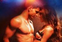 My Books / Steamy romances featuring spunky heroines and hunky heroes.