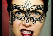 Masker & udklædning.