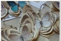 ❤ Vintage Book Paper Crafts / This is such a fun and pretty board!  Tell me what you think in the comment section of any the pins. Follow it too, maybe have a peek at my other boards too!  Feel free to message me send me any pins you think I might like, as well.  I really hope you enjoy this board! ♡