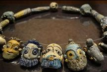 beads / by Jewelry history——— HuZixi 胡紫芯