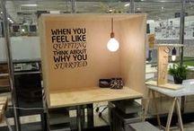 SILVAN - vi gør det selv / Inspiration til gør-det-selv projekter udtænkt af vores søde medarbejdere rundt omkring i butikkerne :-)