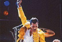 Freddie Mercury/Queen / by Kiyoko Kawaii