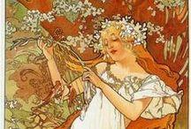 Art Nouveau / by Ninoy Lumboy