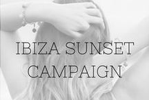 Ibiza Sunset Collection - Campaing