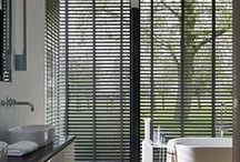 Window covering / Interior