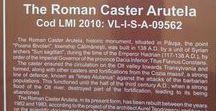 Castru Roman Arutela, Calimanesti-Caciulata, Romania / Castrul Roman Arutela