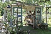 Garden Shed / by Debbie Stoks