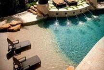 Dream pools / by Debbie Stoks