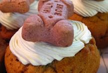Dog Treats and Eats / Fun treat and food ideas for the lovely pups in your life!