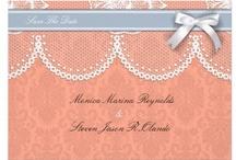 Wedding RSVP Invitation card  / Wedding RSVP Invitation cards design