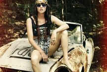 hippie chic#boho#gypsy / by Susan Maunula