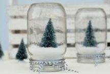 Christmas and Holiday / Inspirational DIYs for Christmas and winter holidays