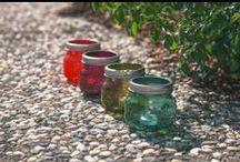 DIY  Garden, Backyard and Outdoors / Let's make DIYs for the garden, backyard and outdoor spaces.