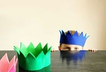 DIY Crafts for Kids / Let's make projects for the young ones.