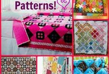•♥✿♥• Quilting ~ Patterns •♥✿♥•