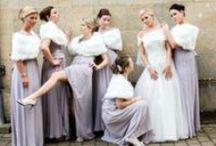 Bridesmaids / Cool Bridesmaid shots