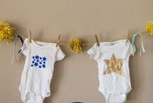 DIY Baby Shower / Let's make DIYs for a beautiful baby shower.