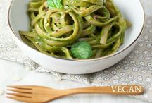 v e g a n . / I'm not a vegan.Just like to try different recipes:)