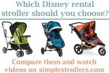 Disney World Stroller Tips by Simple Stroller Rental / Here's Simple Stroller Rental's favorite stroller tips! We are a full service stroller rental company in Central Florida that rents single, double, and triple strollers. Visit us at simplestrollerrental.com, and let us know which tip is your favorite by repinning it!