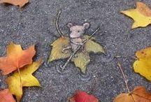 street / Street-Art, Strassenkunst, Kunst in der Öffentlichkeit, urban Art, grafitti / by Heiko W. Goßen
