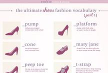 Vocabulary. Footwear
