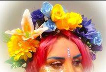 Millinery inspiration / hats,  fascinators, fashion, perth hatter, style, headpieces, headwear, headgear, crowns, tiaras, wreathes.