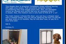 PlexiDor Testimonials / What real customers are saying about their PlexiDor