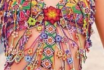 My Gypsy Heart / Bohemian colour & ecclectic design, travel, gypsy lifestyle, warm, eccentric.