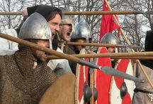 Early Medieval Warfare (10th-13th century)