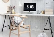 Working space/Home office