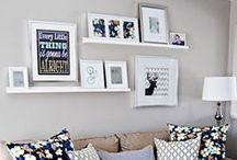 Home Decor Ideas / Home decor ideas to brighten up any space.