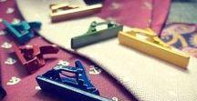 Krawattennadeln / Auf die Details kommt es an: Deshalb hier eine Auswahl unserer Krawattennadeln mit Stylinginspiration.